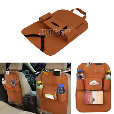 New Sealed Car seat felt receive bag vehicle suspension carrying bag-brown