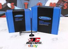Supertech Valves Dish Face Standard Size Honda K20 K20A K20A2 K20Z1 K20Z3
