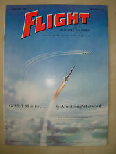 FLIGHT AND AIRCRAFT ENGINEER FEBRUARY 5th 1954 GUIDED MISSILES