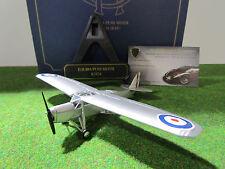 AVION DH 80A PUSS MOTH RAF TRAINER K1824 d 1941 au 1/72 OXFORD 72PM002 militaire