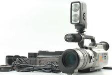 [Rare Near Mint] SONY DCR VX2000 Silver Digital Video Camera Recorder from Japan