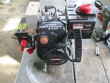 YARD MACHINES TECUMSEH SNOWBLOWER COMPLETE  ENGINE MOTOR 5.5HP LH195SP