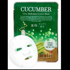 Malie CUCUMBER Ultra Hydrating Essence Mask Pack Korea Mask sheet