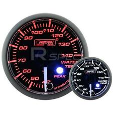 Prosport 52mm Super Smoked Blue / White Water Temperature Deg C gauge