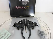 Shimano Deore XT 7 sp shifter brake lever combo NOS M095 vintage mountain bike