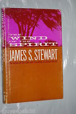 The Wind of the Spirit by James Stuart Stewart (1969, Hardcover) VINTAGE