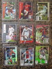 Panini Wccf Soccer Cards*Messi,Ronaldo,Neyma r,& Other Stars* 2008-2016