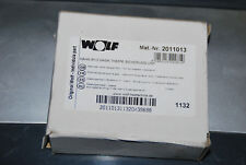 """WOLF 2011013 HAHN R 1/2"""" GASKESSEL THERMISCHE SICHERUNG UMP TAE ECKFORM NEU"""