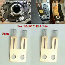 2pcs Steering Column Switch Angle Sensor Replacement Kits fit for BMW 7 E65 E66