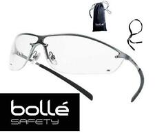 BOLLE SILIUM 40073 With Clear Anti-Fog Lens, Cord And Storage Case Included