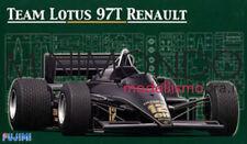 KIT LOTUS 97T RENAULT F1 1985 SENNA DE ANGELIS 1/20 FUJIMI GP3 09195 091952