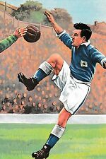 Foto de fútbol > Johnny Morris Leicester City 1955-56