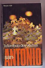 la tombola des voyous - san antonio - edition de 1977-