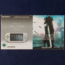 PSP-PLAYSTATIO N PORTABLE ► Crisis Core-Final Fantasy VII Limited Edition ◄