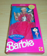 Mattel 1991 - Moonlight Rose Barbie, Hills Special Limited Edition 3549 - NEW