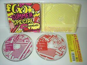F(X) Summer Special Pinocchio / Hot Summer Japan CD+DVD