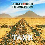 ASIAN DUB FOUNDATION - Tank - CD Album