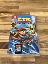 CTR Crash Team Racing  - COMPLETE - Nintendo Switch- FAST SHIPPING!