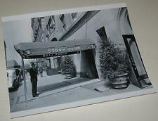 The Stork Club 3 E 53rd Street New York - Canopy Outside View 8x10 Photo