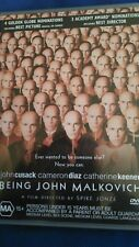 BEING JOHN MALKOVICH_used DVD_ships from AUS