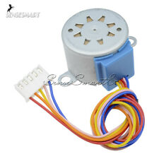 10pcs 28BYJ-48-12V 12V 4-Phase 5 Wire Stepper Motor Gear Module Fit For Arduino
