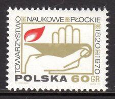 Poland - 1970 Scientific society - Mi. 2009 MNH