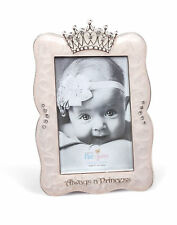 "DEMDACO Crown Photo Frame, Always A Princess, 4""x6"""