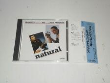 FRANCISCO MONDRAGON RIO feat. JACO PASTORIUS - NATURAL - JAPAN CD 1988 DIW W/OBI