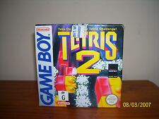 Tetris 2 Boxed Game Boy Game Australian Version