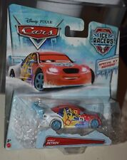 Disney Pixar Cars Ice Racers Series Vitaly Petrov Die Cast Car NEW Mattel NEW