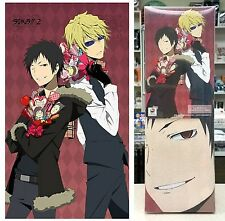 Durarara!! DRRR!! x2 Multi Tapestry Noren Shizuo & Izaya Valentine Ver Licensed