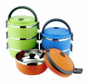 Thermos Food Stainless Steel Thermal Food Containers Children Student Lunch Box