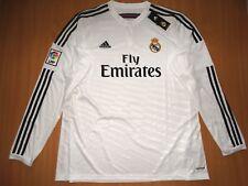 NEW REAL MADRID  RONALDO LONG  HOME shirt  camiseta 2014 2015 ADIDAS 14 15