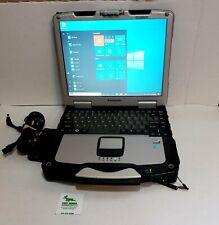 Panasonic Toughbook CF-30 MK-2 L7500 Core 2 Duo 2GB RAM 250GB WIN10 Pro