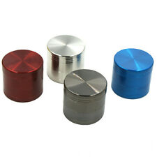 Brand New 4-piece Metal Hand Muller Herb Spice Tobacco Grinder Crusher