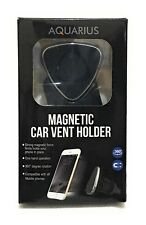 Aquarius Magnetic Air Vent Car Holder GPS Mount Stand Mobile Phone Smartphone.