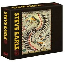 Steve Earle - Warner Bros Years [New CD] With DVD, Boxed Set