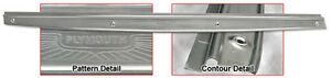 Plymouth Door Sill Plate Set 1933 & 1934 PC & PD Coupe