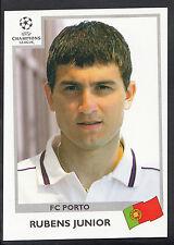 Panini Football Sticker - UEFA Champions League 1999-00 - No 162 - FC Porto