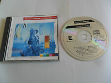 TANGERINE DREAM - Lily On The Beach (CD 1989) GERMANY Pressing