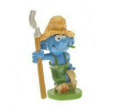 Les Origine : Schtroumpf cuisinier Pixi Pixi Figurine métal Schtroumpfs