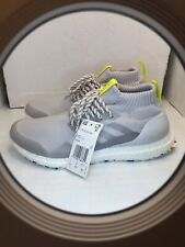 ADIDAS ULTRA BOOST MID RUNNING SHOES G26842 GREY MENS Size 7.5