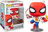 Spider-Man with Pizza Funko Pop Vinyl New in Box