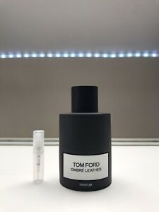 New 2021 Release - Ombre Leather Parfum Tom Ford 2ml Sample