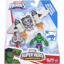 Playskool Heroes Super Hero Adventures Astro Hulk New