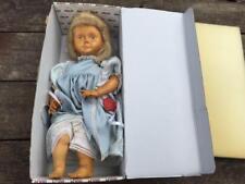 """DOLFI Made in Italy 14"""" MARISA Doll 1986 w Box Sylvia Natterer"""