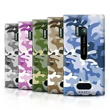 STUFF4 Back Case/Cover/Skin for Nokia Lumia 928/Camouflage Army Navy