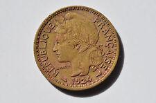 mw6973 Cameroon; Franc 1924 - Paris Mint  - KM#2
