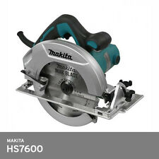Makita HS7600 Circular Saw 7-1/4'' 185mm 10.5 AMP Motor 8.6 lbs 5,200 RPM 1200W