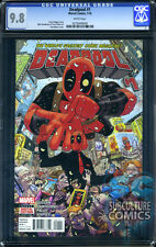 DEADPOOL #1 - CGC 9.8 - SOLD OUT - FIRST PRINT - GET IT BEFORE THE MOVIE HITS